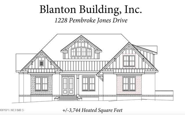 1228 Pembroke Jones Drive, Wilmington, NC 28405 (MLS #100253266) :: Thirty 4 North Properties Group