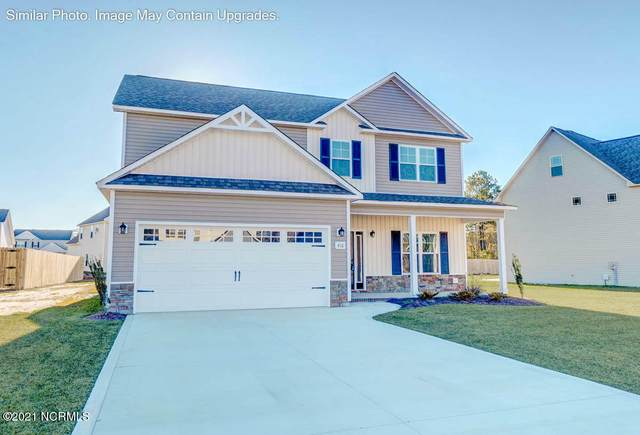 404 Paxton Court, Jacksonville, NC 28540 (MLS #100253280) :: RE/MAX Elite Realty Group