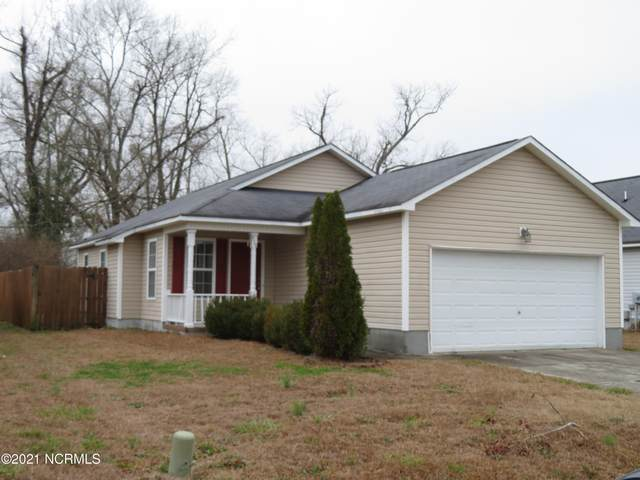 510 Mattocks Avenue, Maysville, NC 28555 (MLS #100253291) :: Great Moves Realty
