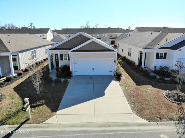 159 Farm Lake Road, Carolina Shores, NC 28467 (MLS #100253297) :: The Keith Beatty Team