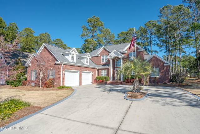580 Stanton Hall Drive NW, Calabash, NC 28467 (MLS #100253314) :: Thirty 4 North Properties Group