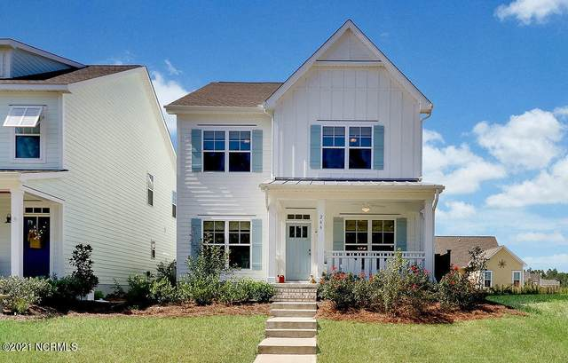 266 Trisail Terrace, Wilmington, NC 28412 (MLS #100253315) :: RE/MAX Elite Realty Group