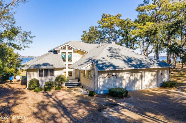 248 Oakleaf Drive, Pine Knoll Shores, NC 28512 (MLS #100253327) :: The Legacy Team