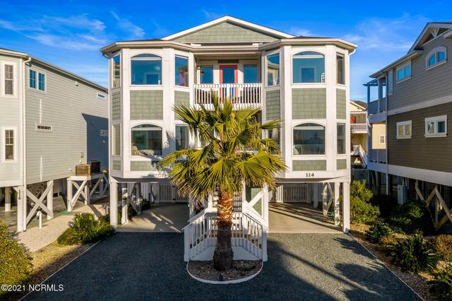 114 Marsh Walk, Holden Beach, NC 28462 (MLS #100253329) :: RE/MAX Essential