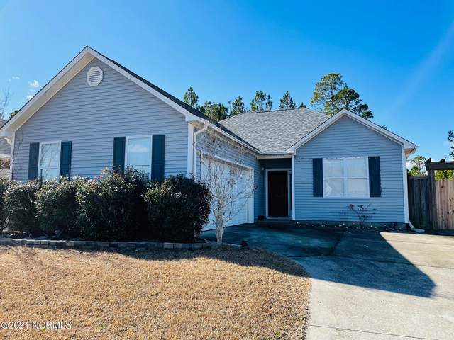 291 Coral Stone Court, Leland, NC 28451 (MLS #100253333) :: RE/MAX Essential