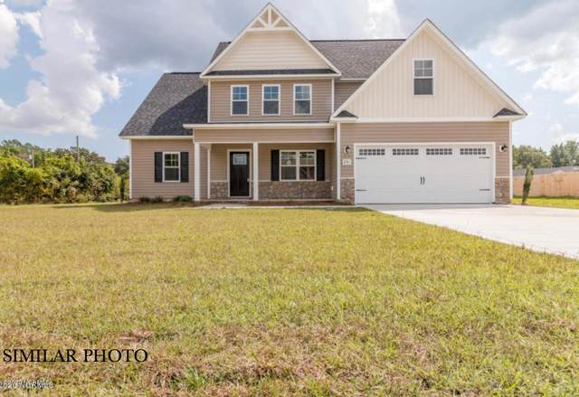 409 Paxton Court, Jacksonville, NC 28540 (MLS #100253339) :: Great Moves Realty