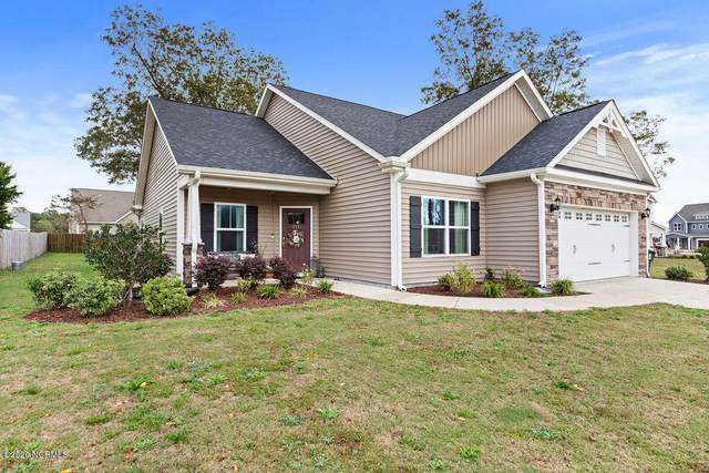 211 River Oats Court, Holly Ridge, NC 28445 (MLS #100253362) :: Donna & Team New Bern