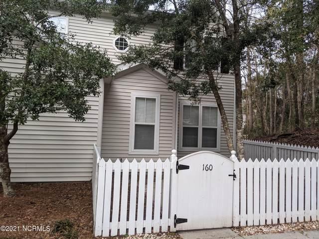 5813 Wrightsville Avenue Unit 160, Wilmington, NC 28403 (MLS #100253365) :: Berkshire Hathaway HomeServices Hometown, REALTORS®