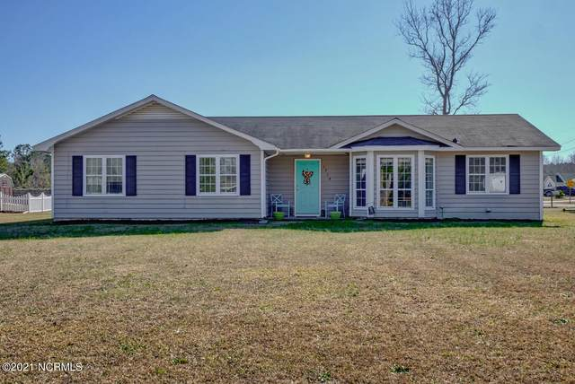 1714 Old Folkstone Road, Sneads Ferry, NC 28460 (MLS #100253374) :: Donna & Team New Bern
