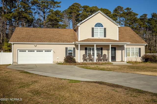 555 Park Meadows Drive, Newport, NC 28570 (MLS #100253397) :: RE/MAX Elite Realty Group