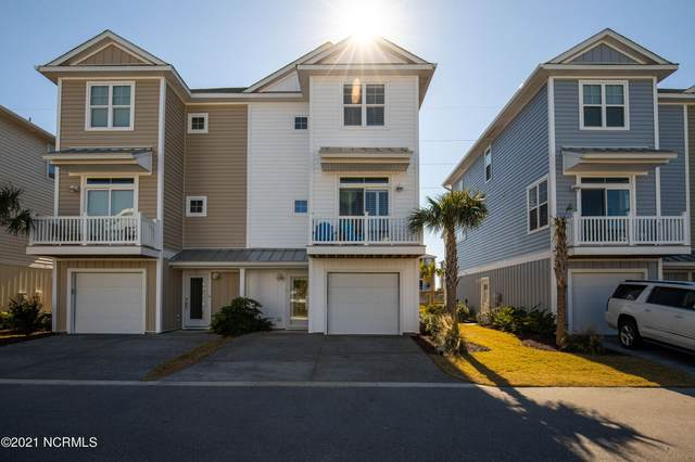 2800 W Fort Macon Road #11, Atlantic Beach, NC 28512 (MLS #100253404) :: Stancill Realty Group