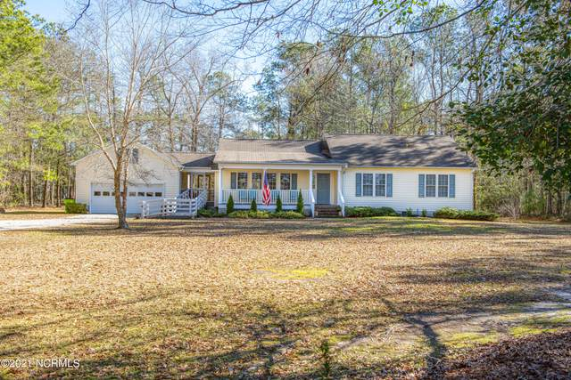 110 Little Creek Drive, Havelock, NC 28532 (MLS #100253418) :: Barefoot-Chandler & Associates LLC