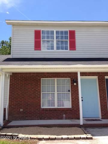 2166 Brandymill Lane, Jacksonville, NC 28546 (MLS #100253429) :: RE/MAX Essential