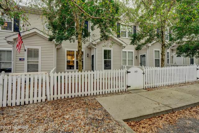 5813 Wrightsville Avenue #149, Wilmington, NC 28403 (MLS #100253435) :: The Keith Beatty Team