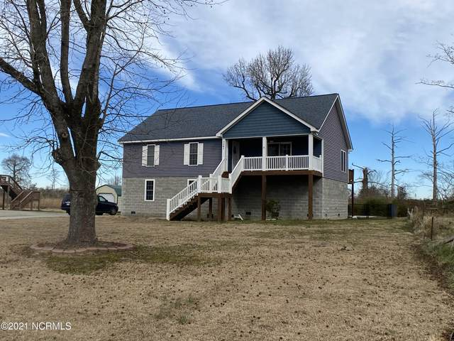 1241 Whichards Beach Road, Chocowinity, NC 27817 (MLS #100253437) :: RE/MAX Essential