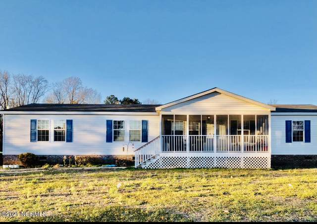 10734 Lancaster Store Road, Castalia, NC 27816 (MLS #100253446) :: Frost Real Estate Team