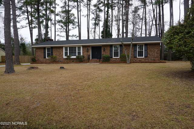 2114 Steeple Chase Drive, New Bern, NC 28562 (MLS #100253450) :: The Oceanaire Realty