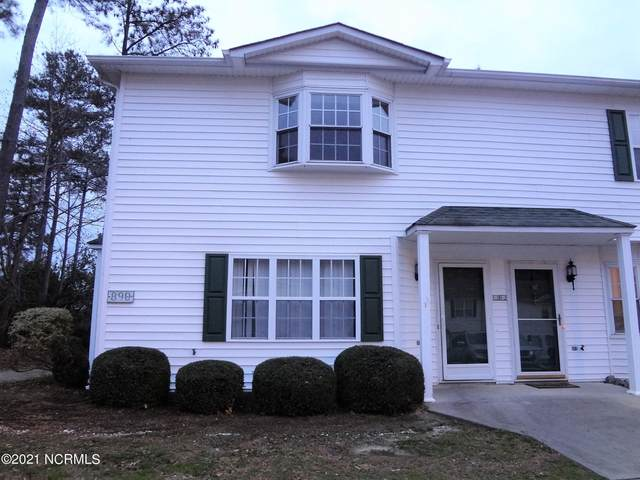 890 Spring Forest Road I-1, Greenville, NC 27834 (MLS #100253455) :: Berkshire Hathaway HomeServices Prime Properties