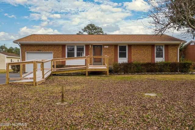 2517 E Forest Drive, Newport, NC 28570 (MLS #100253480) :: RE/MAX Essential
