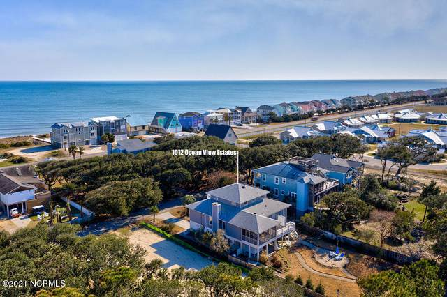 1012 Ocean View, Kure Beach, NC 28449 (MLS #100253486) :: Carolina Elite Properties LHR