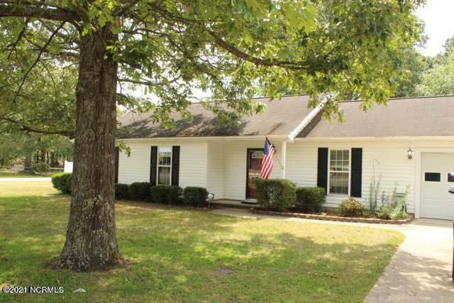 189 Bannermans Mill Road, Richlands, NC 28574 (MLS #100253493) :: Barefoot-Chandler & Associates LLC