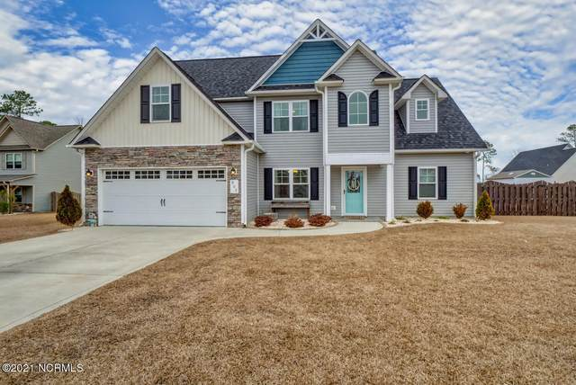 902 Gulf Chase Court, Sneads Ferry, NC 28460 (MLS #100253494) :: Donna & Team New Bern