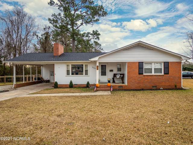 200 Mercer Road, Jacksonville, NC 28546 (MLS #100253498) :: Barefoot-Chandler & Associates LLC