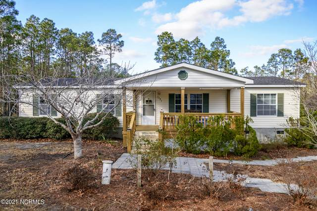 1721 E Navajo Road, Southport, NC 28461 (MLS #100253502) :: Barefoot-Chandler & Associates LLC