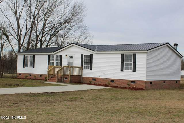 284 Gregory Fork Road, Richlands, NC 28574 (MLS #100253519) :: Thirty 4 North Properties Group