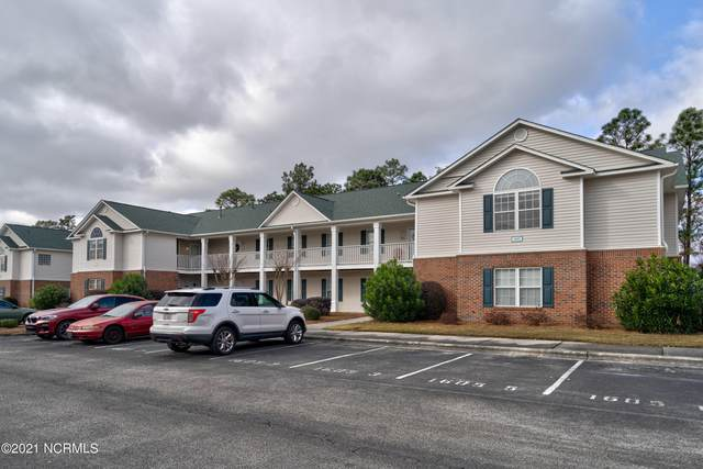 1605 Willoughby Park Court #8, Wilmington, NC 28412 (MLS #100253532) :: Thirty 4 North Properties Group