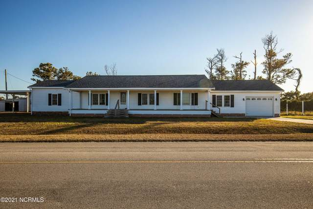 240 Bayview Drive, Harkers Island, NC 28531 (MLS #100253537) :: Thirty 4 North Properties Group