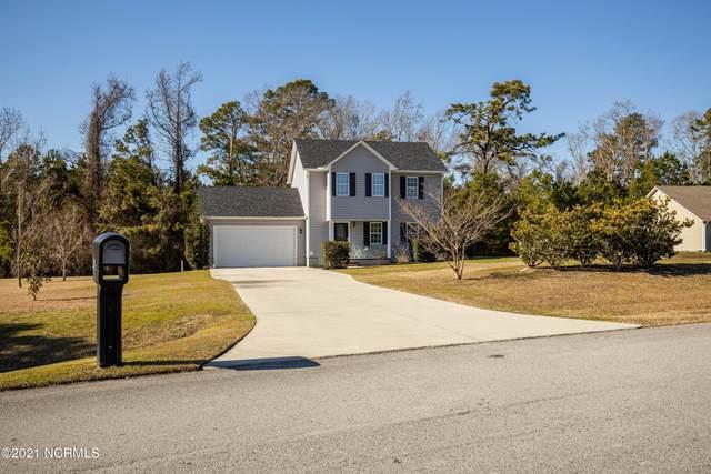 106 Blue Bird Lane, Newport, NC 28570 (MLS #100253546) :: RE/MAX Elite Realty Group