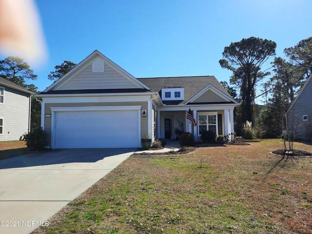 5243 Shipmast Way, Southport, NC 28461 (MLS #100253550) :: Welcome Home Realty