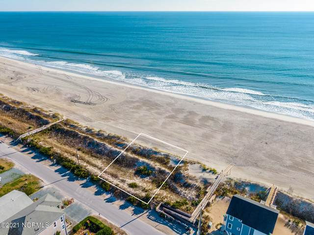 Lot 4 Ocean Boulevard, Topsail Beach, NC 28445 (MLS #100253561) :: Donna & Team New Bern
