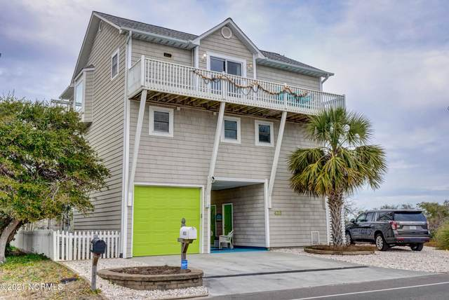 423 N New River Drive, Surf City, NC 28445 (MLS #100253562) :: Donna & Team New Bern