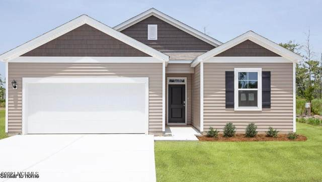 308 Arlie Vista Lane #104, Surf City, NC 28445 (MLS #100253571) :: RE/MAX Essential