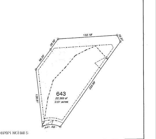 716 Sea Otter Lane, Holly Ridge, NC 28445 (MLS #100253583) :: Frost Real Estate Team