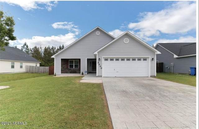 2000 W T. Whitehead Drive, Jacksonville, NC 28546 (MLS #100253586) :: Castro Real Estate Team