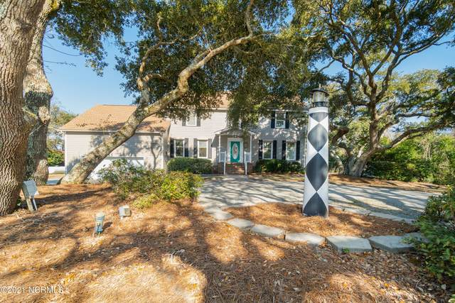 6400 Old Cove Road, Emerald Isle, NC 28594 (MLS #100253587) :: Frost Real Estate Team