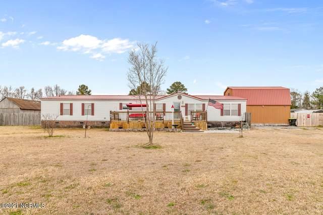 201 E Meetinghouse Drive, Hubert, NC 28539 (MLS #100253588) :: Frost Real Estate Team