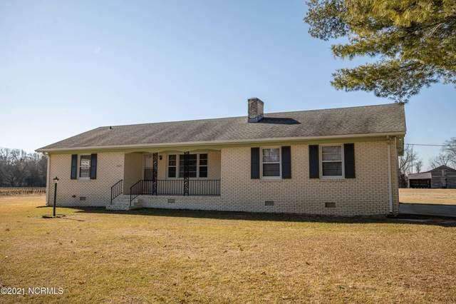 3671 Old River Road, Greenville, NC 27834 (MLS #100253595) :: Frost Real Estate Team