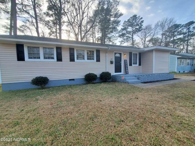 509 Oak Lane, Jacksonville, NC 28540 (MLS #100253607) :: Thirty 4 North Properties Group