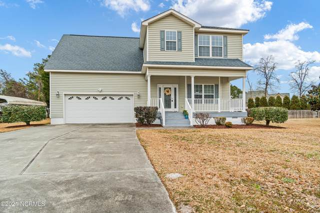 115 Perry Meadow Drive, New Bern, NC 28562 (MLS #100253615) :: Stancill Realty Group