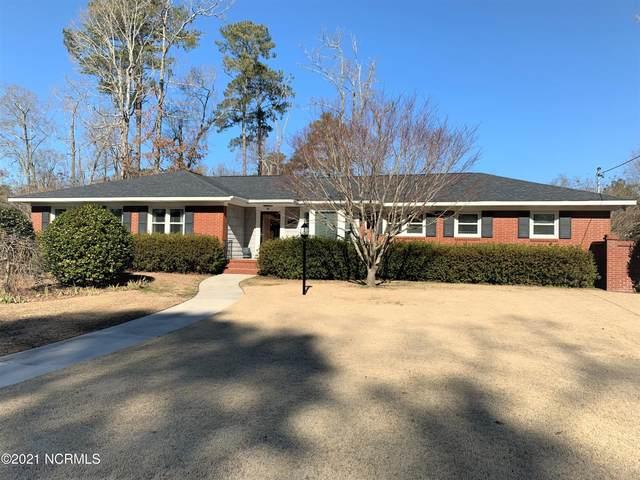 1803 Sedgefield Drive, Kinston, NC 28504 (MLS #100253616) :: Castro Real Estate Team