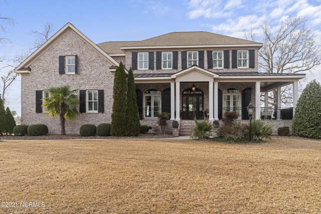 210 Bridge Pointe Drive, New Bern, NC 28562 (MLS #100253634) :: Stancill Realty Group