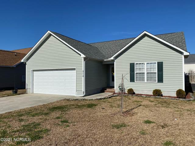 212 Ashcroft Drive, Jacksonville, NC 28546 (MLS #100253635) :: Castro Real Estate Team