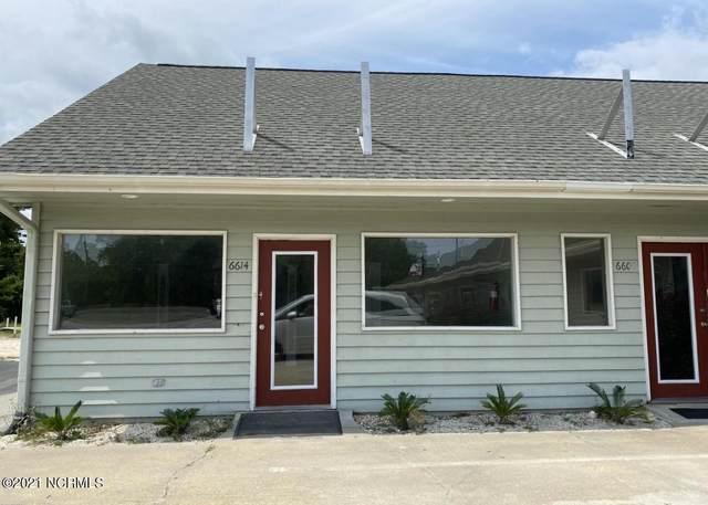 6614 Beach Drive SW, Ocean Isle Beach, NC 28469 (MLS #100253642) :: David Cummings Real Estate Team