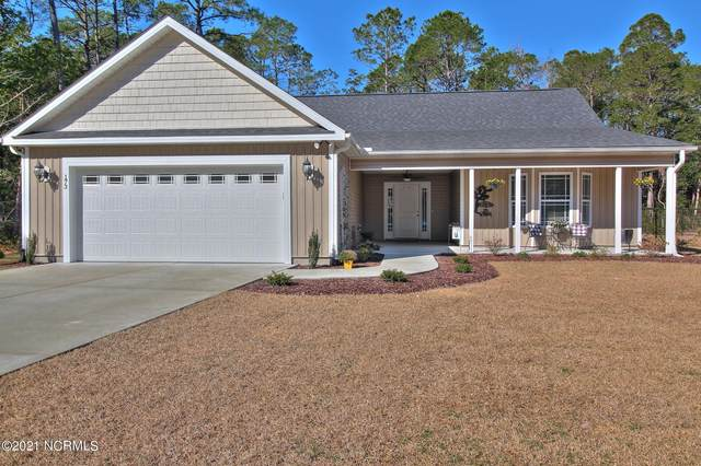 173 Crossroad Drive NW, Calabash, NC 28467 (MLS #100253654) :: Donna & Team New Bern