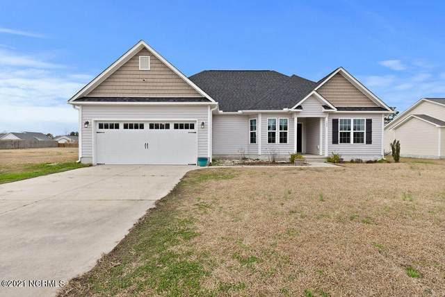 108 Stony Brook Way, Jacksonville, NC 28546 (MLS #100253655) :: Donna & Team New Bern