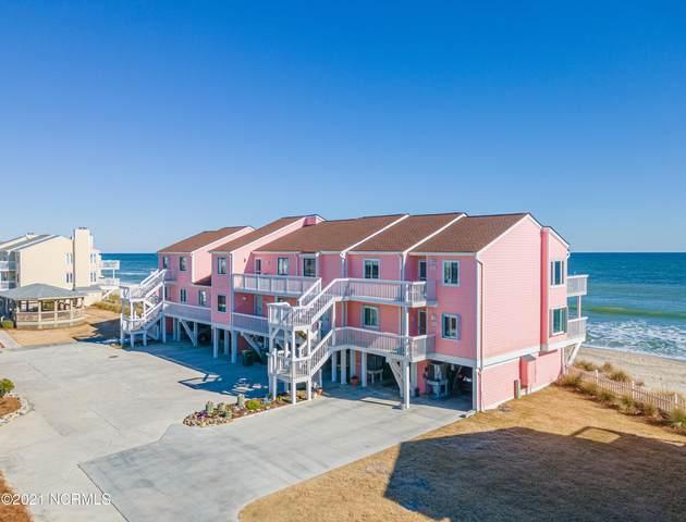 1108 Sand Dollar Court #1108, Kure Beach, NC 28449 (MLS #100253657) :: RE/MAX Essential